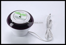 5V Mini Car Auto Fresh Air Purifier Ionizer Oxygen Bar Air Cleaning Facility for your health