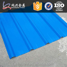 22 gauge corrugated steel roofing sheet for luxury container house