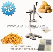 astilladora de patata francesa cortador de papas fritas