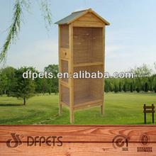 Wood Decorative Bird House DFB010