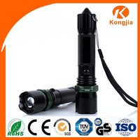 Rechargeable 140 G Wholesale Led Flashlight Zoomable, Cre* Led Mr Light