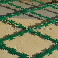 High quality price Razor barbed wire in China(manufacturer)