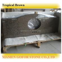 Tropical Brown restaurants countertops