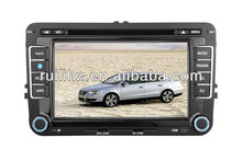 7 inch 2din car Stereo for VW Tiguan with gps/3G