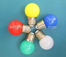 0.5W led color lamp