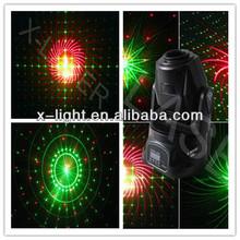 Moving Head beam laser light projector