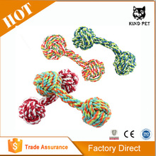 2015 Cotton Rope Dog Toy for Dog Playing and Chewing
