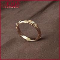 925 sterling silver ring phone holder finger ring knife