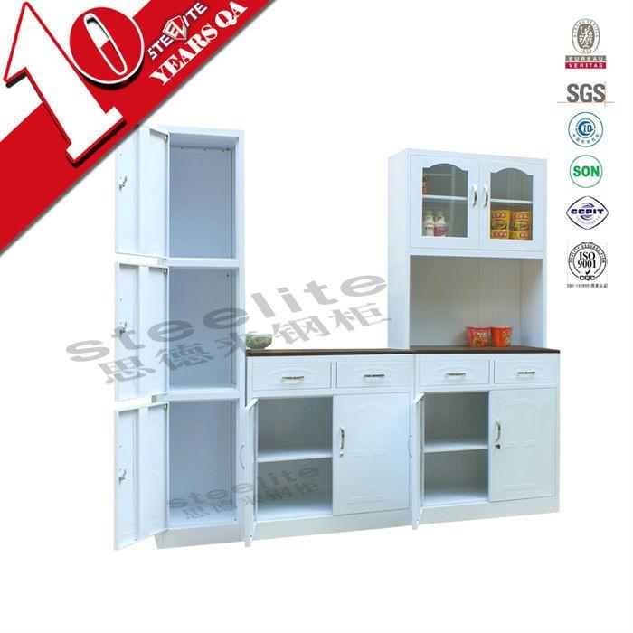 High Gloss Modern Cheap Metal Kitchen Cabinet Design Buy