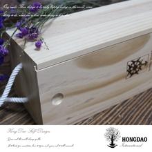 HONGDAO hot sale wooden case,hand sanitizer case
