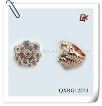 Latest gents diamond ring design(QXRG12273)