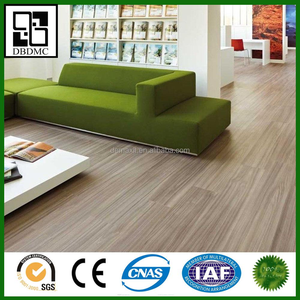 Vinyl Commercial Flooring With Click System,Click Vinyl Floor Wood ...