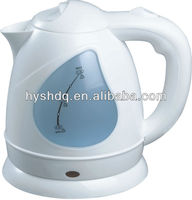 1.5L kitchen & home appliance with plastic kettle