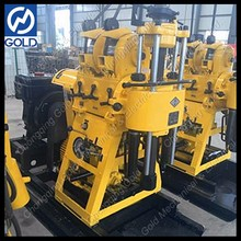 High speed 200m depth Mini water well drilling rig for sale