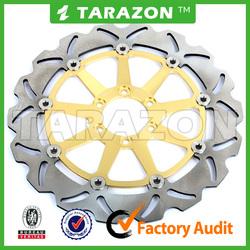 CNC aluminum 320mm street floating brake disc for motorcycle for YB7 400CC;SB8R 1000CC;SB6R 1100CC