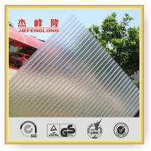 UV Coated 10 Years Warranty Polycarbonate Frosted Sheet For Skylight