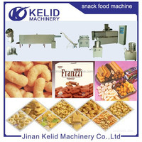 Hot Selling Snacks Food Application Chips Machines