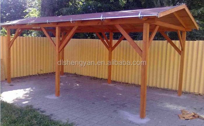 En Plein Air Grand Bois Pergola Pour Voiture V Lo Parking V Hicule Hangar Arches Pavillon
