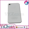 Original quality for iphone 4 housing, replacement parts for iphone 4 back cover housing