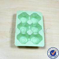 High Quality Recycle Paper Cake Packaging Tray