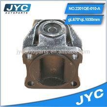 2 year warranty toyota driveshaft coupling yoke