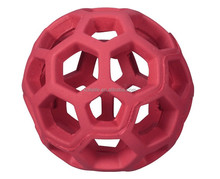 color vary classic dog toy ball for IQ treat