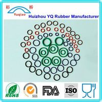 Rubber Siilcone O-Rings Manufacturer/O-ring Kit for Komatsu