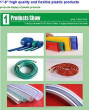 PVC drip irrigation water hose drainage pipe /4 inch pvc pipe/plumbing materias