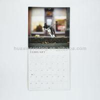 magnetic tear-off calendar/2014 calendar/islamic calendar 2013/perpetual calendar