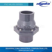 High quality customized promotion mini plastic check valve