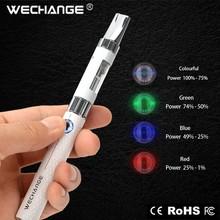 2015 Wechange Vaporizer pen Mirco 5-Pin usb passthrough ecig vapor e cig battery vape e cigarette starter kit