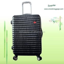 Eminent Satin Plastic Trolley Luggage