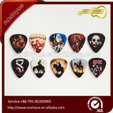 2015 New Hot Sell Custom Cheapest Specialized Guitar Picks