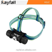 Lightweight Rechargeable LED High Bright USB Headlight Headlamp USB Bike Light