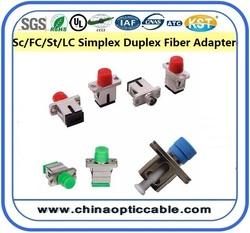 Sc/FC/St/LC Simplex Duplex Fiber Adapter