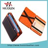Hot selling products leather cheap wallet , business slim thin magic wallet
