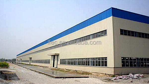 Low cost metal building workshop prefab house buy prefab for Prefab building costs