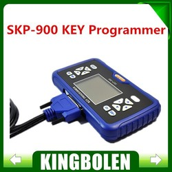 Free update SuperOBD SKP-900 Hand-held OBD2 Auto Key Programmer SKP900 with high quality