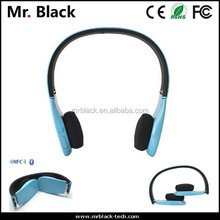 Stereo wireless usb headphones with bluetooth V3.0+EDR mobile phone accessories factory in China