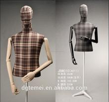 Ajustable de costura del maniquí formulario con brazo Flexible
