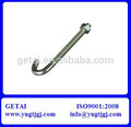 M10 MS J Hook Bolts with Nut