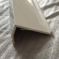 pvc Edge profile L for window track