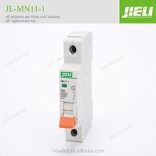 Free Sample !1A,2A,3A,4A,5A, 6A,10A,16A,20A,25A,32A,40A,50A,63A Miniature circuit breaker mcb