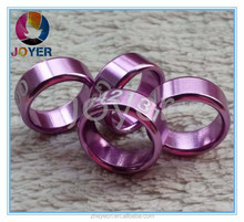 2016 aluminum pigeon birds ring 2mm-22mm available custom with your name and phone lovebird canary birds ring band