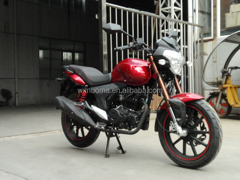 New design high quality 150cc motorcycle NM150-9A