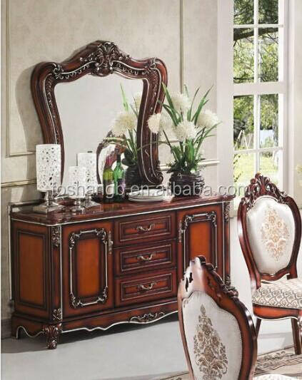 Wooden Furniture Design Dressing Table : Bedroom Furniture Antique Wooden Dressing Table Designs With Mirror ...