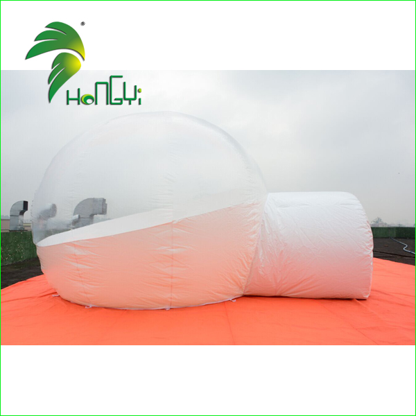 inflatable clear bubble tent (5)