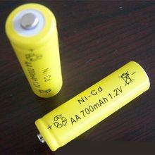 high temperature ni-cd aa 700mah 4.8v battery / aa 600mah 1.2v ni-cd rechargeable battery / ni-cd aa 600mah 6.0v battery pack