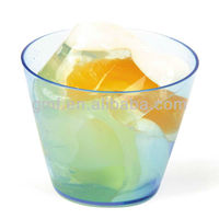 2013 hot selling 1.5 oz disposable plastic dessert cup