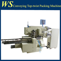 Chinese Automatic Top Twist Candy Packing Machine